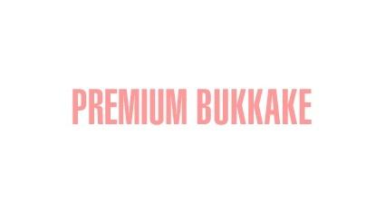 Premium Bukkake Discount
